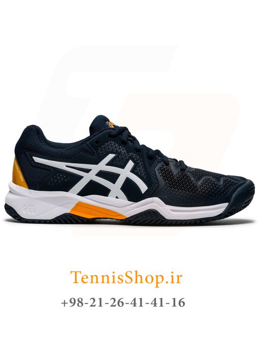 کفش تنیس اسیکس سری 8 GEL RESOLUTION مدل GS