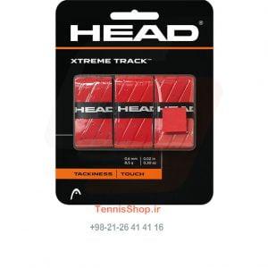 3 عددی Head سری Xtreme Track رنگ قرمز 300x300 - اورگریپ 3 عددی Head سری Xtreme Track رنگ قرمز