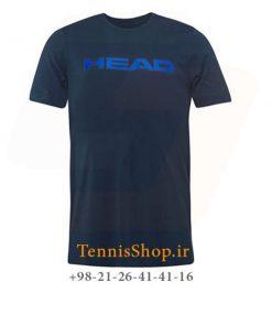 تنیس هد ivan head JR Y 247x296 - تیشرت تنیس بچه گانه HEAD Ivan JR Tshirt NVAQ
