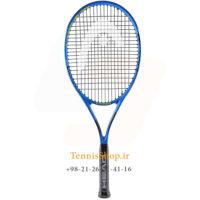 راکت تنیس هد MX Cyber مدل Elite رنگ آبی (1)