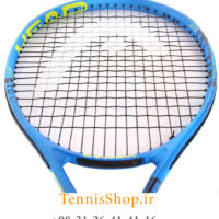 راکت تنیس هد MX Cyber مدل Elite رنگ آبی (4)