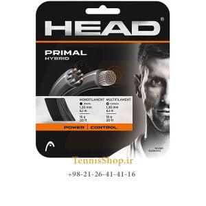 تنیس Head Primal Set 300x300 - زه تک راکت تنیس برند Head مدل Primal