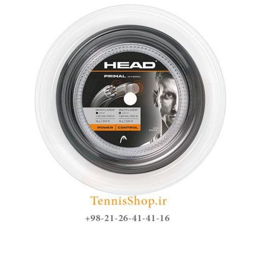 زه رول راکت تنیس برند Head مدل Primal