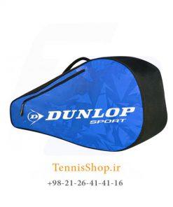 تنیس Dunlop سری Tour مدل 3 راکته رنگ آبی مشکی 1 247x296 - ساک تنیس Dunlop سری Tour مدل 3 راکته رنگ آبی مشکی