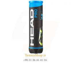 قوطی چهارتایی توپ تنیس هد سری Pro