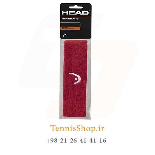 هد بند حوله ای تنیس هد رنگ قرمز