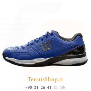 تنیس مردانه برند Wilson مدل RUSH COMP رنگ آبی 1 300x300 - کفش تنیس مردانه Wilson سری RUSH مدل COMP رنگ آبی سفید