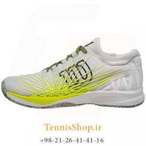 تنیس مردانه Wilson مدل Kaos 2.0 رنگ سفید زرد 1 300x300 - کفش تنیس مردانه Wilson مدل Kaos 2.0 رنگ سفید زرد