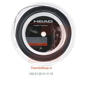 زه رول تنیس هد سری Hawk Touch مدل 1.25 رنگ خاکستری