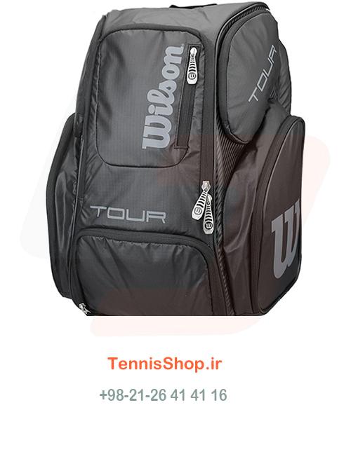کوله پشتی تنیس Wilson Tour V Large BackPack BK