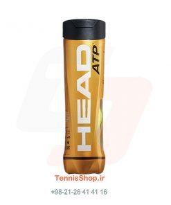 1 181X 247x296 - قوطی چهار تایی توپ تنیس برند Head مدل ATP