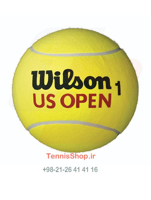 قوطی سه تایی توپ تنیس برند Wilson مدل Us Open