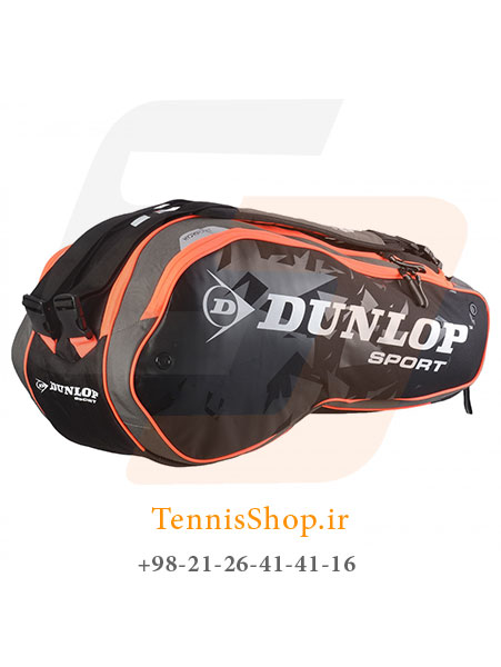 ساک تنیس 8 راکته Dunlop Performance 8 Racket Bag