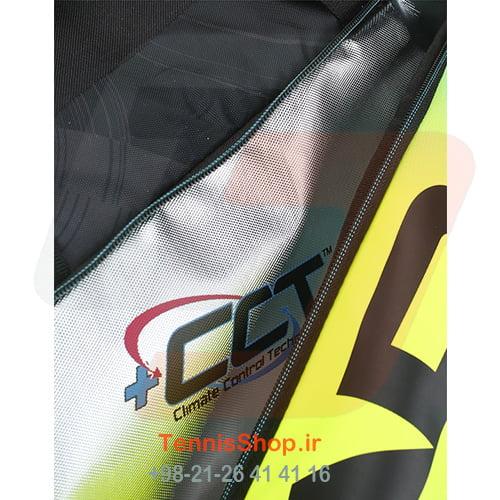 ساک تنیس 12 راکته برند Head مدل Extreme Monstercombi