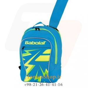 کوله پشتی تنیس بچه گانه آبی برند Babolat مدل Junior Club