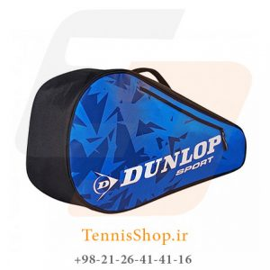 BLUE BAG DULOP 300x300 - ساک تنیس 3 راکته Dunlop Tour BAG BLUE