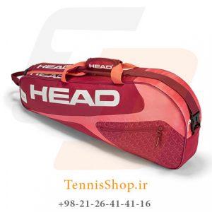 ELITE 3R Pro RAPK 300x300 - ساک تنیس 3 راکته HEAD مدل Elite Pro رنگ صورتی آلبالویی