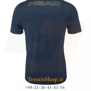 HEAD BASIC M TECH POLO SHIRT NV 2 300x300 - پولوشرت تنیس Head Basic Tech Polo Shirt NV