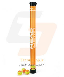 توپ جمع کن لوله ای تنیس برند HEAD مدل ball tube