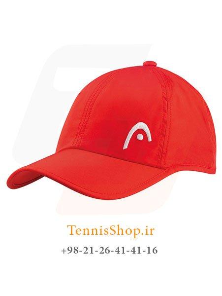 کلاه تنیس هد مدل Pro Player رنگ قرمز