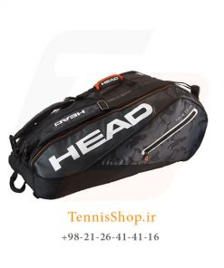 HEAD TOUR TEAM 12R MONSTERCOMBI 2 247x296 - ساک تنیس 12 راکته برند Head مدل Tour Team MonsterCombi BKSI 2018