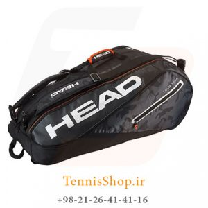 HEAD TOUR TEAM 12R MONSTERCOMBI 2 300x300 - ساک تنیس 12 راکته برند Head مدل Tour Team MonsterCombi BKSI 2018