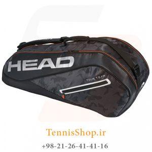 HEAD team tour 6R Combi BKSI 300x300 - ساک تنیس 6 راکته Head Tour Team Combi 2018