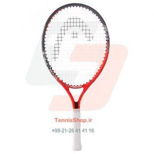 Head Novak 21 300x300 - راکت تنیس بچه گانه Head Novak 21 رنگ قرمز