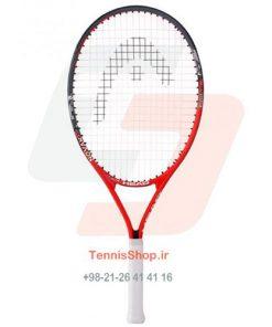 Head Novak 25 247x296 - راکت تنیس بچه گانه Head Novak 19 رنگ قرمز