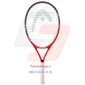 Head Novak 25 300x300 - راکت تنیس بچه گانه Head Novak 19 رنگ قرمز