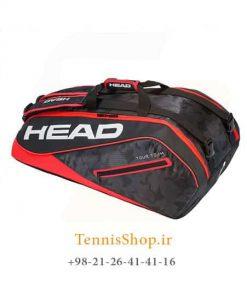 ساک تنیس 9 راکته برند Head مدل Tour Team SuperCombi