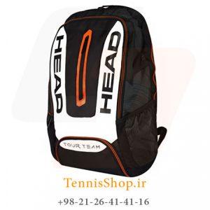 Head Tour Team Backpack BKWH X 300x300 - کوله پشتی تنیس Head Tour Team Backpack