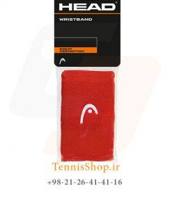 Head WristBand 5 RD 247x296 - مچ بند تنیس Head WristBand 5 RD