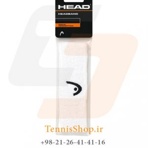Headbands white 300x300 - هد بند تنیس مدل حوله ای برند Head رنگ سفید