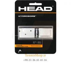 مین گریپ راکت تنیس سفید مشکی برند HEAD مدل HydroSorb