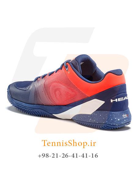 کفش تنیس مردانه برند Head مدل Revolt Pro 2.5 Clay Radical BLFO