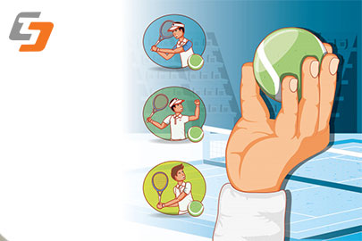 همه چیز در مورد توپ تنیس ، مشخصات فنی و مراحل ساخت