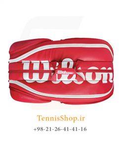 WILSON VANCOUVER 9 PACK RDWH 4 247x296 - ساک تنیس 15 راکته  Wilson Vancouver
