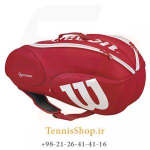 WILSON VANCOUVER 9 PACK RDWH0 300x300 - ساک تنیس 15 راکته  Wilson Vancouver