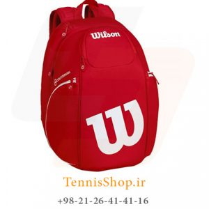 WILSON VANCOUVER BACKPACK RDWH 300x300 - کوله پشتی تنیس  Wilson Vancouver Backpach