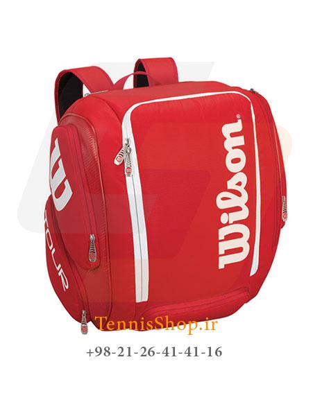 کوله پشتی تنیس Wilson Tour V Backpack Xl RD