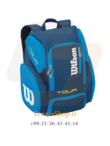 blxx 1 کوله پشتی تنیس Wilson Tour V Backpack Large BL ساخت شرکت wilson می باشد... برای خواندن ادامه مطلب کلیک کنید.