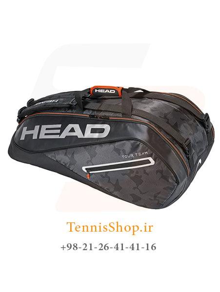 ساک تنیس 9 راکته برند Head مدل Tour Team SuperCombi 2018
