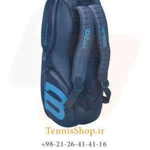 wilson vancouver 15 pack 2 300x300 - ساک تنیس 15 راکته Wilson Vancouver BLUE