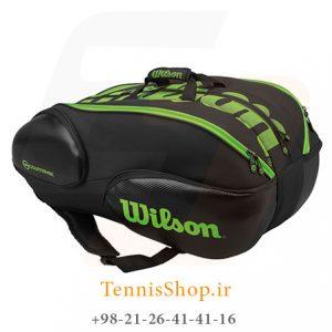 wilson vancouver 15 pack 300x300 - ساک تنیس 15 راکته Wilson Vancouver