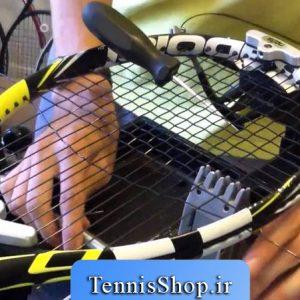 stringing tennis racket final X 300x300 - اجرت زه کشی راکت تنیس