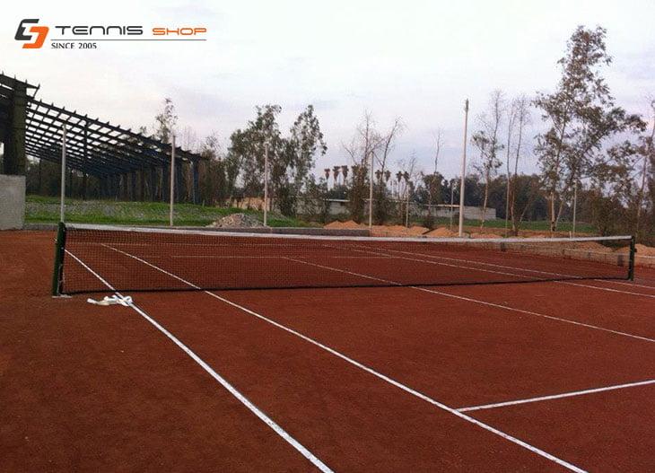 clay tumblr - ساخت زمین تنیس خاکی