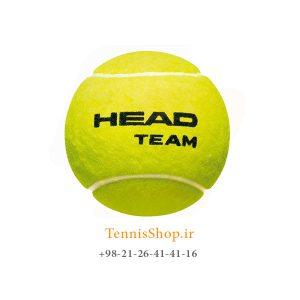 تنیس HEAD TEAM 300x300 - قوطی سه تایی توپ تنیس مدل Team برند Head