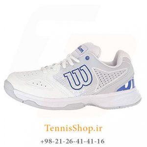 کفش تنیس بچه گانه برند Wilson مدل WHT