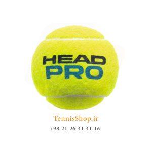 HEAD TENNIS BALL PRO 300x300 - کارتن 24 عددی قوطی 3 تایی توپ تنیس HEAD مدل PRO